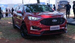 Ford Edge ST quer ser o SUV Sport e Utility | 1º Contato
