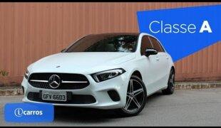 Mercedes A250 Vision: hora de trocar o Golf GTI? |Vídeo
