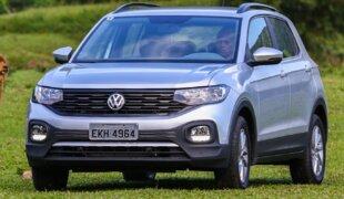 Dos 10 carros mais vendidos em junho no Brasil, 4 foram SUVs