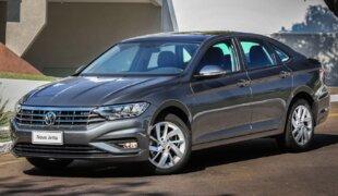Junho: VW Jetta passa Chevrolet Cruze, sedãs de luxo avançam
