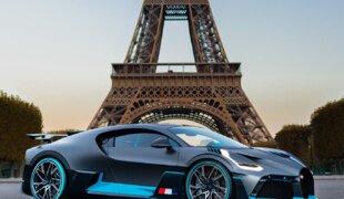 Bugatti domina lista dos 10 mais potentes | Calmon