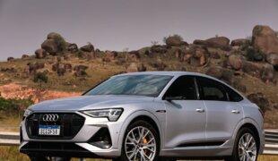 Audi e-tron Sportback chega ao Brasil a partir de R$ 511.990