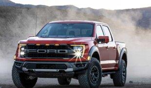 Ford lança nova F-150 Raptor com 469 cv de potência