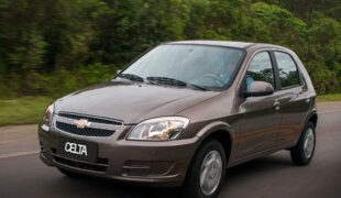 Chevrolet convoca Celta, Cruze e mais 3 modelos para recall