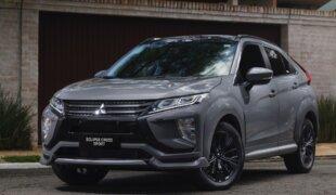 Mitsubishi lança série especial Sport do Eclipse Cross
